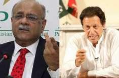 سابق چیئرمین کرکٹ بورڈ نجم سیٹھی کی جانب سے 10کروڑ ہرجانے کی درخواست