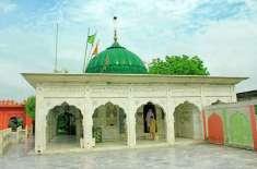 پاک وہند کے معروف صوفی بزرگ حضرت شاہ جمال ؒکے 391ویں سالانہ عرس مبارک ..