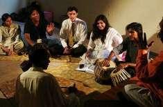ناپا کے زیر اہتمام انٹرنیشنل تھیٹر اینڈ میوزک فسیٹیول (کل) منعقد ہو ..