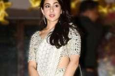 سارہ خان کے وزن کم کرنے کی وجہ سامنے آگئی
