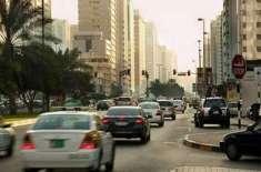 ابو ظہبی میں نئے سال کے موقع پر ہیوی ٹریفک کے داخلے پر پابندی عائد