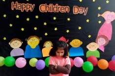 بچوں کا عالمی دن 20 نومبر کو منایا جا ئے گا