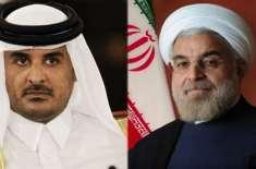 شام میں ایران کے جائزمفادات ہیں ، روس میں قطری سفیر کا موقف