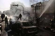 بغلان میں طالبان کا فوجی اڈے پر حملہ 45 سیکورٹی اہلکار جاں بحق