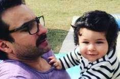 سیف علی خان نے اپنے ہی بیٹے کو شرمناک لقب دے ڈالا
