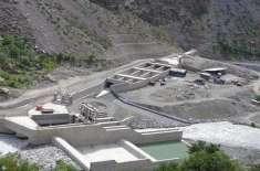 خیبرپختونخواکے علاقے چترال میں22 ارب لاگتی پن بجلی منصوبے پرکام تیزی ..
