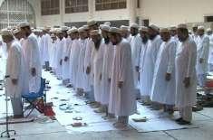 ملک بھر میں بوہری برادری آج عید الاضحیٰ منارہی ہے