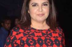 کوریوگرافر فرح خان صحت یابی کے بعدکام پر واپس