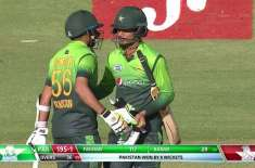 Pakistan won by 9 wickets