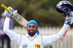 سری لنکا کے مایہ ناز بلے باز تلکرتنے دلشان نے 42 سال کی عمر میں دوبارہ ..