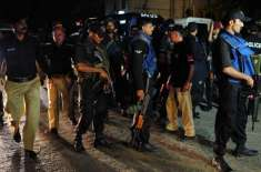 Police Arrest Chinese citizens from Sahiwal