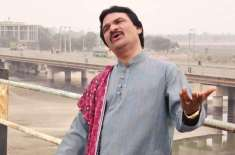 گلوکار بابرخیالی سرگودھوی نے اپنے گانے ''کاٹن دا چولا''کی کامیابی ..