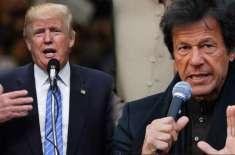 امریکہ کا عمران خان پر اعتماد کا اظہار