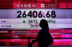 ایشیائی سٹاک مارکیٹس میں تیزی، ایشین سٹاک مارکیٹس میں اضافہ