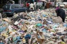 سیاحت کیلئے بہترین مقامات کی فہرست میں شامل لاہور کچرے کا ڈھیر بن گیا
