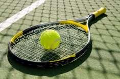 آل پاکستان انٹر یونیورسٹیز وویمنز ٹینس چمپئن شپ میں یونیورسٹی آف ..