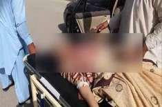 لاہور ،نامعلوم شخص 2خواتین سمیت 3افراد پر تیزاب پھینک کر فرار