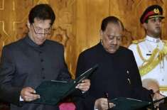 Expenses PM oath-taking ceremony