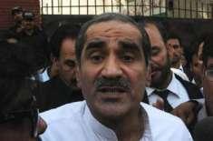 معروف صحافی نے سعد رفیق کے جیل جانے کے بعد کی کہانی سنا دی