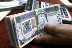 ڈالر کے بعد سعودی ریال کی قیمت کو بھی پر لگ گئے