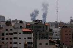 اسرائیلی فوج کا غزہ پر 2014ء کے بعد سب سے بڑا حملہ،دو شہید ' 200 زخمی