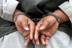 چاغی پولیس نے منشیات فروش کو گرفتار کرکے 38 کلو گرام چرس برآمد کرلی