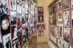 دادو میں بھٹو خاندان کی نایاب تصاویر کی نمائش کل بھی جاری رہے گی