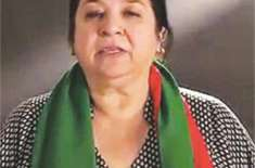 ڈاکٹر یاسمین راشد نے سنت نگر میں نئے ٹیوب ویل کا افتتاح کردیا