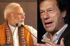 باقاعدہ مذاکرات شر وع کئے جائیں ،ْوزیراعظم عمران خان کا بھارتی وزیر ..