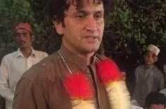 سینیٹ الیکشن میں ووٹ فروخت کے الزامات پر ایم پی اے عبید مایار پارٹی ..