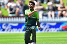 hasan ali set sight on in experience indian batting line up