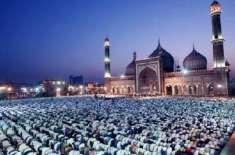 خطیب مسجد قباء کا تمام مسلمان ملکوں سے رمضان کے آخری عشرے میں چھٹی ..