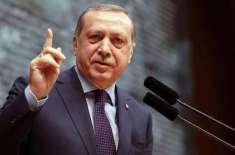 ًترک صدر کا او آئی سی اجلاس میں مغربی ممالک کو سفید فام دہشت گردوں سے ..