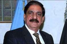 پاکستان میں برطانیہ کے ہائی کمشنر تھامس ڈریو کی وزیراعظم کے مشیر برائے ..