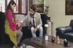 ٹی وی اداکارہ حنا الطاف اور فیصل رحمان کی لیک ویڈیو پر سوشل میڈیا پر ..