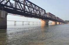 آبی ذخائرمیں پانی کی آمد و اخراج کی صورتحال، دریائے جہلم میں منگلاکے ..
