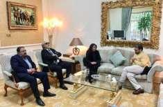 شہیدبے نظیر بھٹو کی ہمشیرہ صنم بھٹو کی لندن میں حسین نواز سے ملاقات، ..
