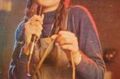 گلوکارہ نازیہ حسن کی 18ویں برسی 13اگست کو منائی جائیگی