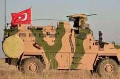 عراق کی سرحد پر جھڑپ، چار ترک فوجی اور 20 کرد جنگجو ہلاک