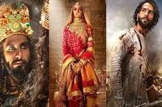 فلم ''پدماوت'' تائپی گولڈن ہارس فلم فیسٹیول کے لئے منتخب
