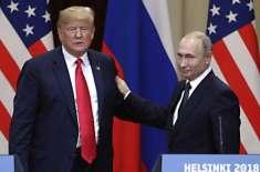 ٹرمپ،پوتین ملاقات میں روس کا پلڑا بھاری