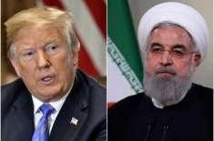 ٹرمپ ایرانی صدر حسن روحانی سے ملاقات کریں گی امریکی میڈیا میں چہ مگوئیاں