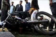 پنجاب بھرمیں800ٹریفک حادثات میں06 افراد جاںبحق915زخمی