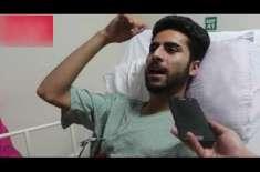 بھارتی ریاست پنجاب کے شہرموہالی میں کشمیر ی طالب علم پرچاقو سے حملہ، ..