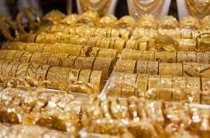 After dollar, Gold prices too reaches on record high