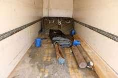 لیبیا میں کنٹینر میں دم گھٹنے سے آٹھ غیرقانونی تارکین وطن ہلاک،90کو ..