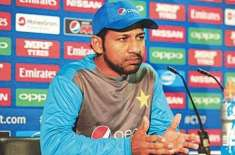 will not play sweep shot for some time : sarfraz ahmed