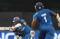سری لنکن ٹیم آئندہ برس ورلڈ کپ سے قبل سکاٹ لینڈ کیخلاف ون ڈے انٹرنیشنل ..