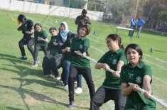 طلباء کو تعلیمی سرگرمیوں کیساتھ، ساتھ کھیلو ں کی سرگرمیوں میں بھر پور ..