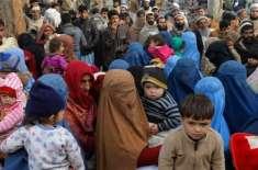 پاکستان میں مقیم لاکھوں افغان مہاجرین میں ایک بھی شخص کرونا وائرس سے ..